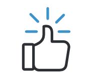 DGF icon social media
