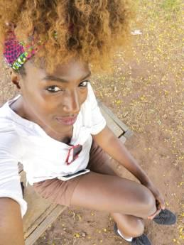 DoGoodFilms NetHope Uganda Kai selfie