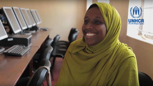 UNHCR: Suad's Story