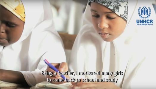 UNHCR: Suad's story1