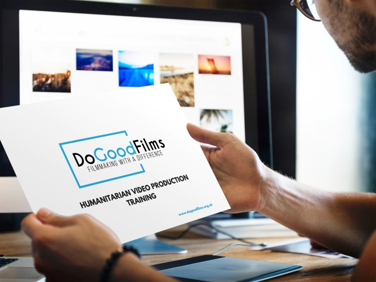 DoGoodFilms Humanitarian Video Production Training